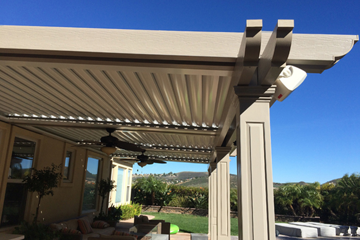 Motorized Retractable Awnings Expand Your Outdoor Living Space