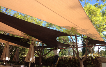 Shade Structures Expand Your Outdoor Living Space