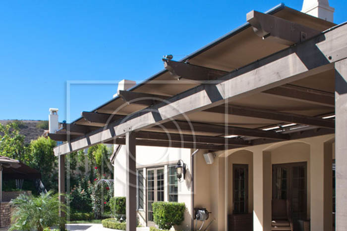 Skylight Retractable Awnings