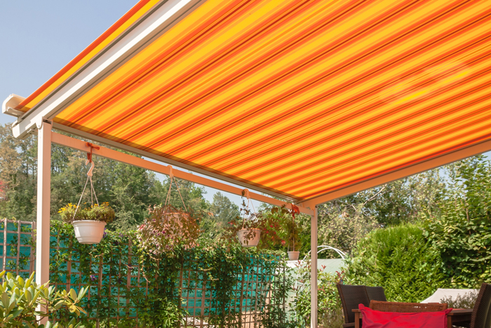 Motorized Retractable Awnings: Expand Your Outdoor Living ...
